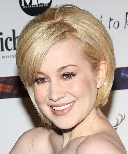 Short Hairstyles for Curly Hair - 10