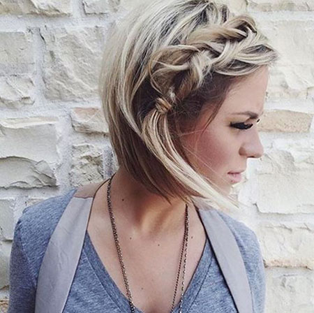 Easy Cute Hairstyles Short Hair - 11-