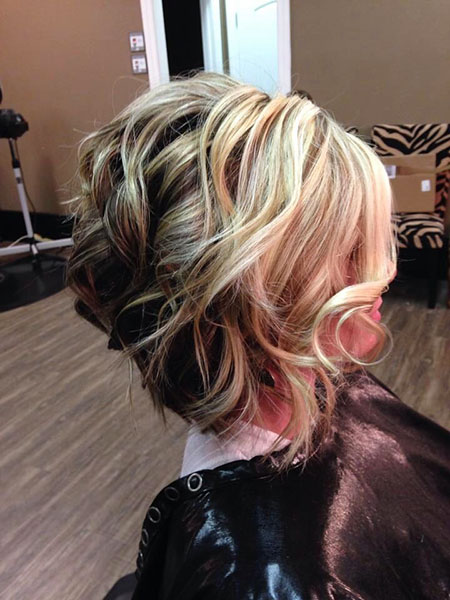 Hairstyles for Short Hair - 11-