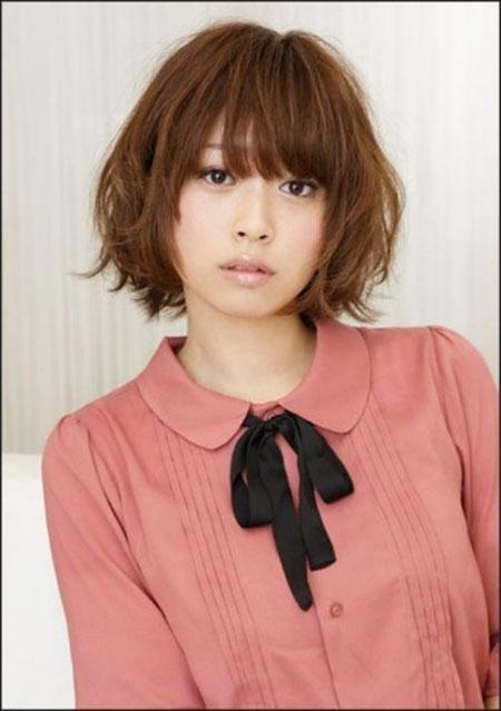 Short Curly Hair - 11