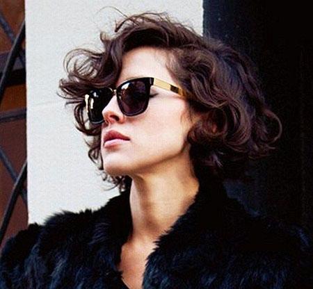 Short Curly Hair - 11-