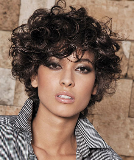 30+ Super Short Curly Hairstyles For Women