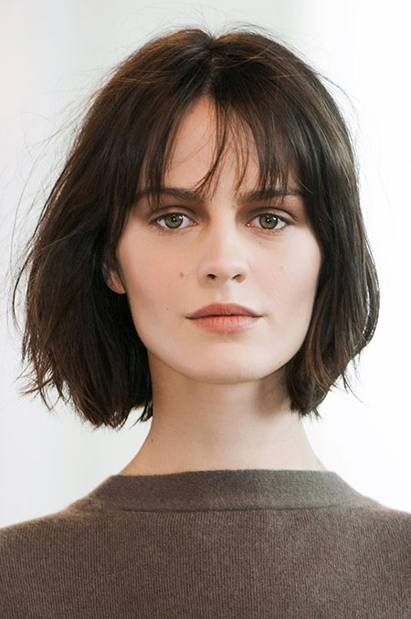 Best 2016 Short Hair with Bangs - 12
