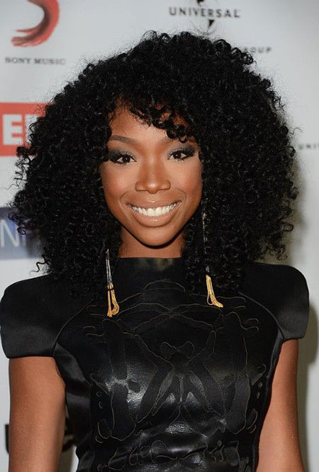 Short Curly Hairstyles Black Women - 12-