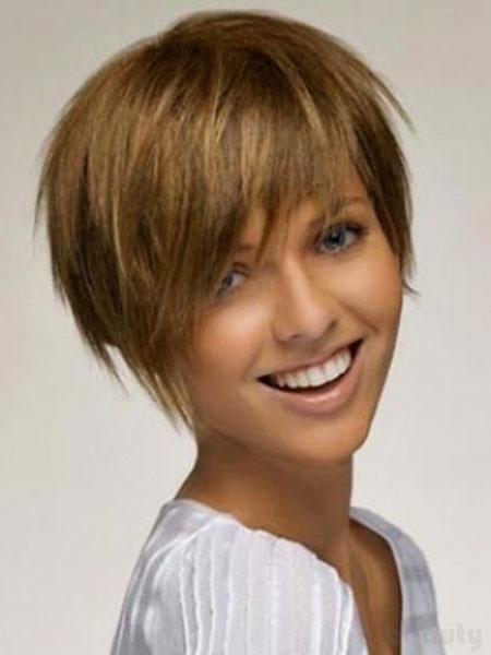 Short Haircuts for Black Women - 12-
