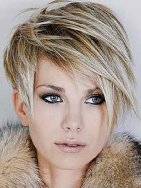 Best 2016 Short Hair with Bangs - 13