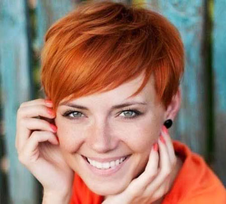 Best Hairstyles for Short Hair - 13-