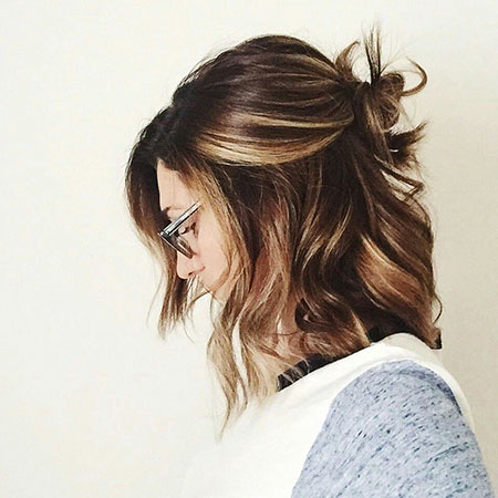 Hairstyles for Short Hair - 13-