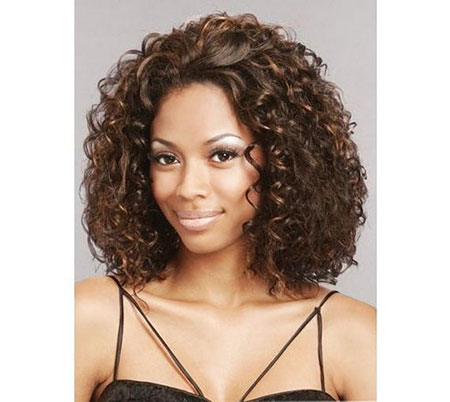 Short Curly Hairstyles Black Women - 13-