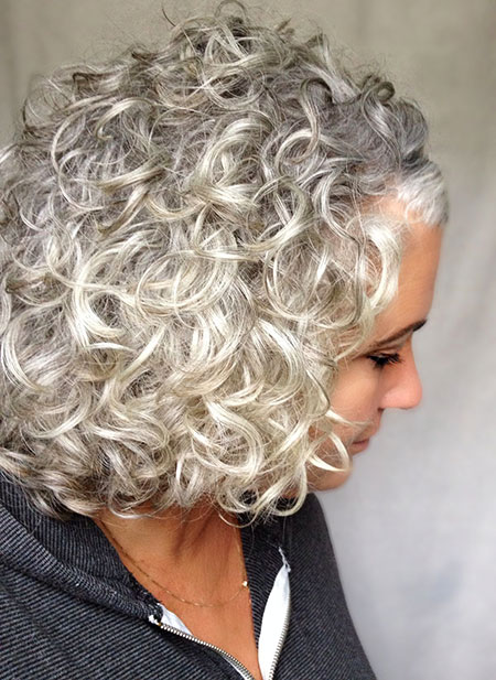 Adorable Curly Hairstyle Ideas For Short Hair Short