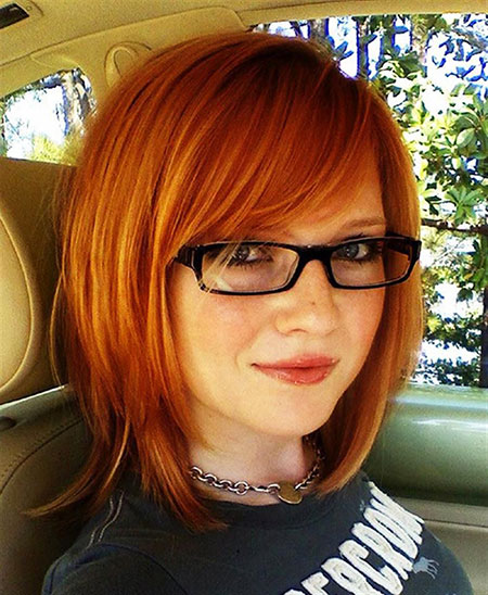 Hairstyles for Short Hair - 14-