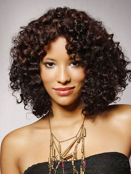 Short Curly Hairstyles Black Women - 14-