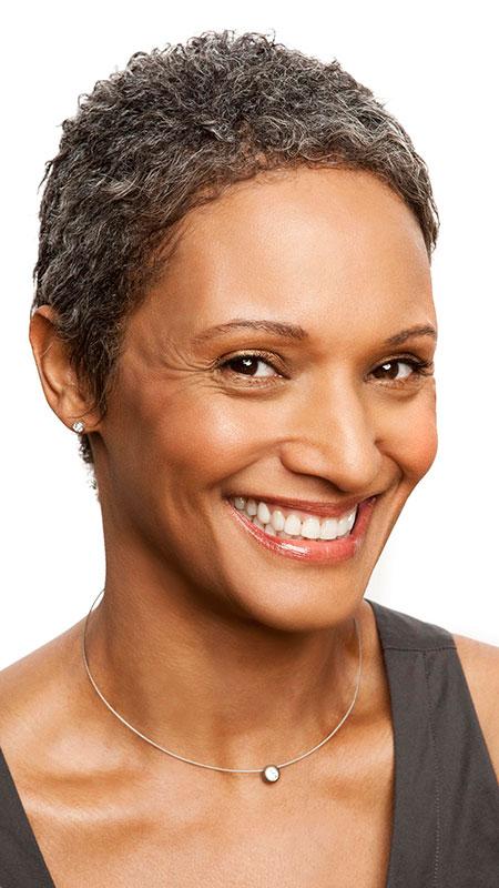 Short Hairstyles for Black Women - 14-