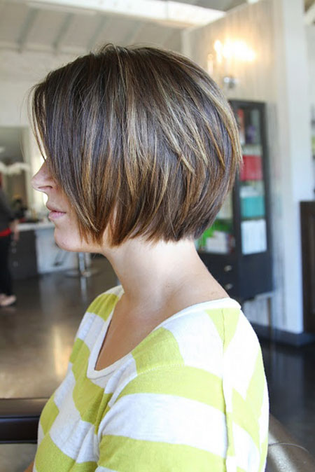 2016 Short Hair with Bangs - 15-