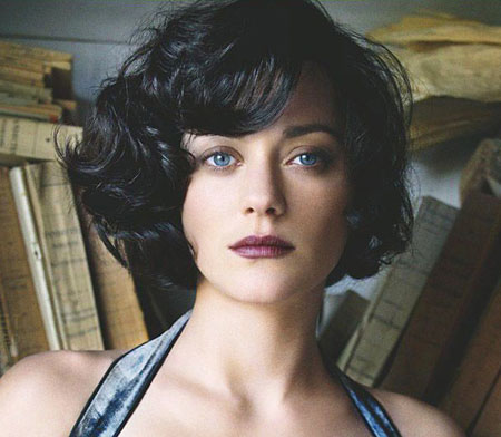 2016 Short Hairstyles with Bangs - 15