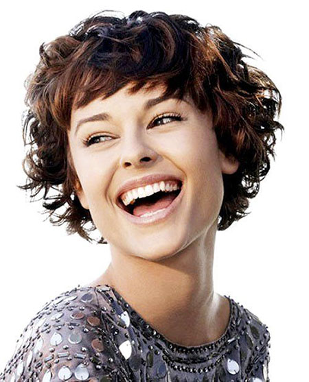 Short Curly Hairstyles Black Women - 15-