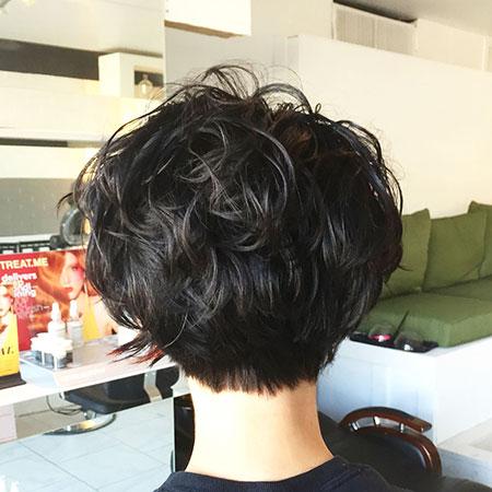Short 2016 Curly Hair - 17-