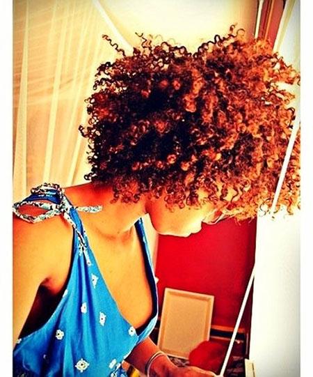 Short Hairstyles for Black Women - 17-