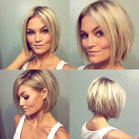 2016 Hairstyles for Short Hair - 19