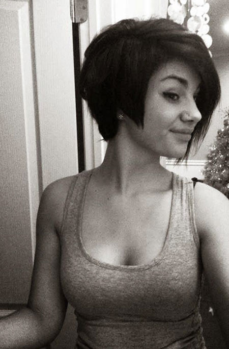 Best Hairstyles for Short Hair - 19-