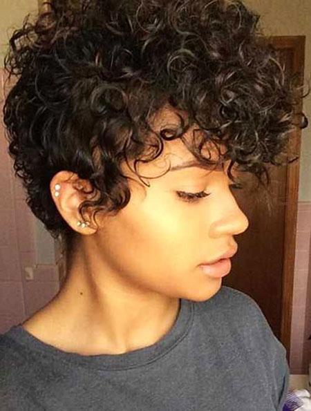 Short 2016 Curly Hair - 19-