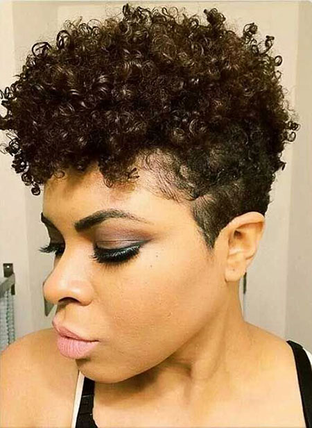 Short Haircuts for Black Women - 19-
