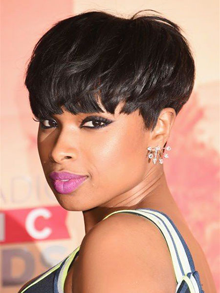 Short Hairstyles for Black Women - 20-