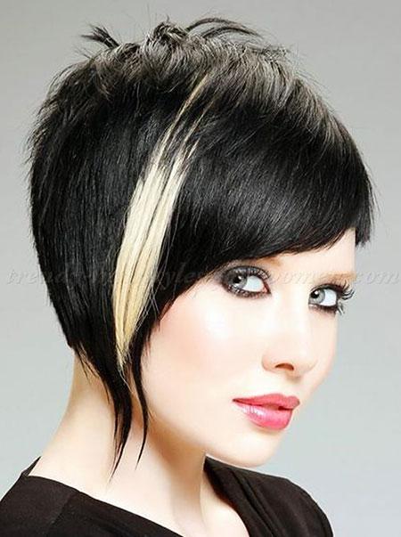 Short Curly Hair - 21
