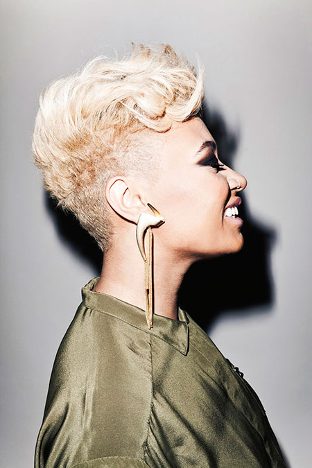 Short Haircuts for Black Women - 21-