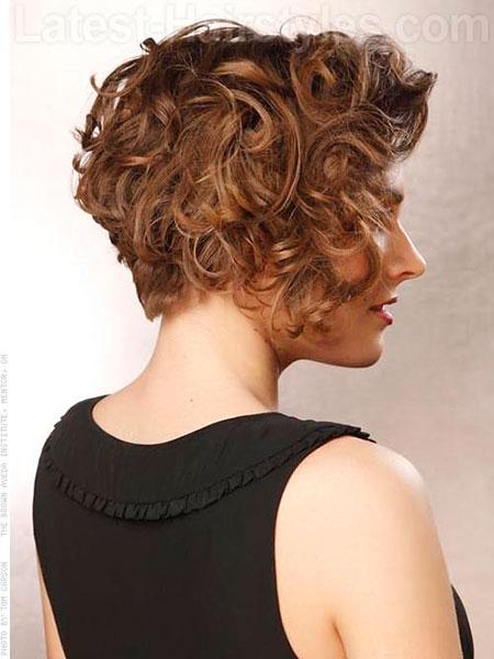 Short Curly Hair - 22-
