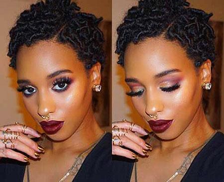 Short Haircuts for Black Women - 22-
