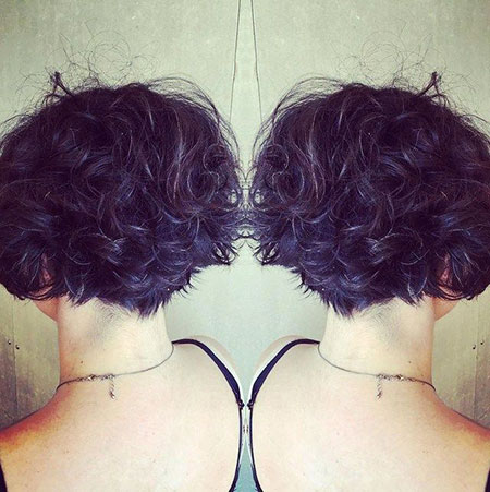 Short Curly Hairstyles Black Women - 23-