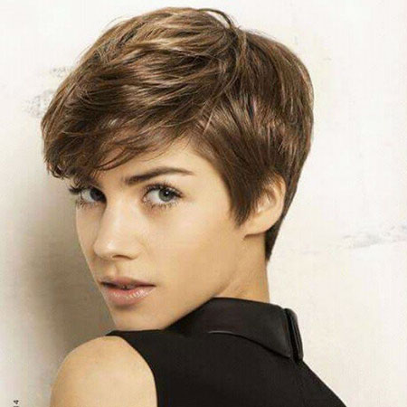 Short Hairstyles for Black Women - 23-
