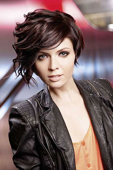 Best Hairstyles for Short Hair - 24