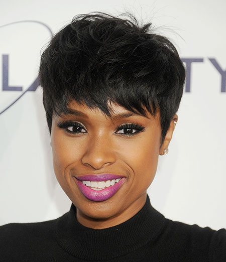 Short Haircuts for Black Women - 24-