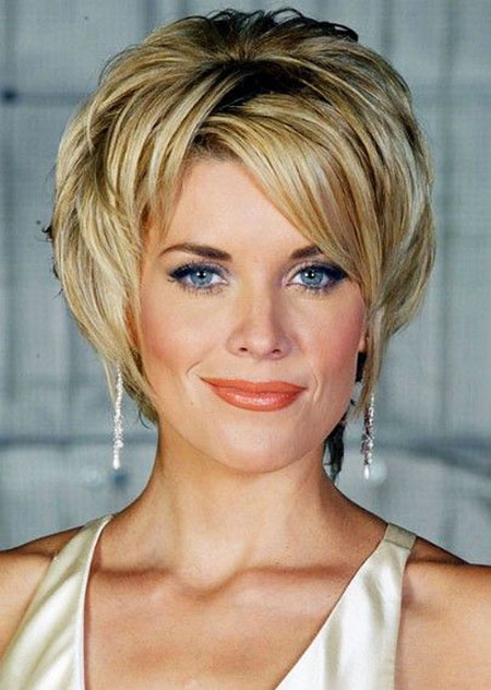 Easy Cute Hairstyles Short Hair - 25-