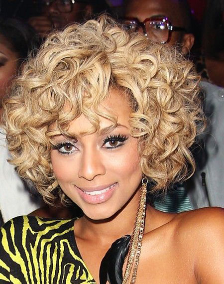 Short Hairstyles for Black Women - 26-