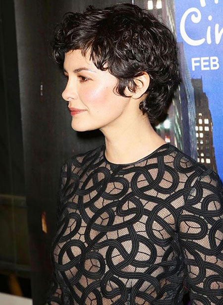 Short Hairstyles for Black Women - 26