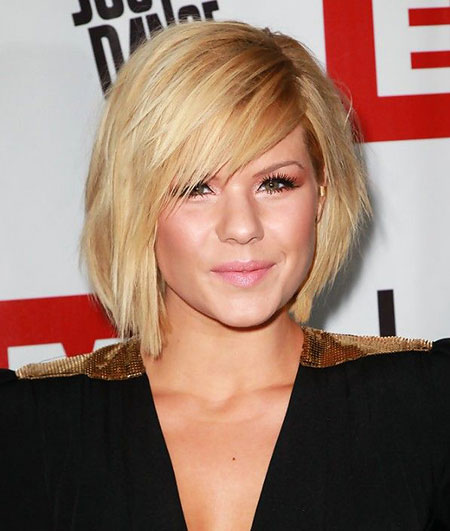 Short Hairstyles for Curly Hair - 26
