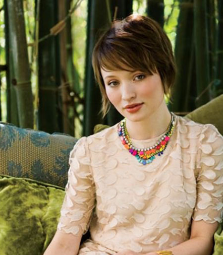 Hairstyles for Short Hair - 27-