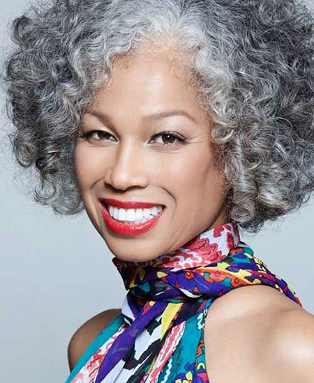 Short Curly Hairstyles Black Women - 27-