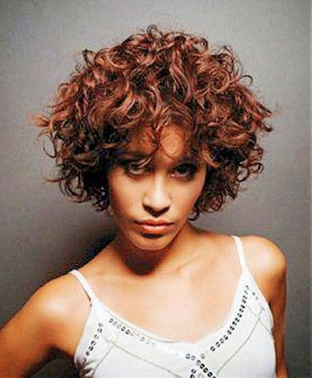 30 Super Short Natural Curly Hairstyles Short