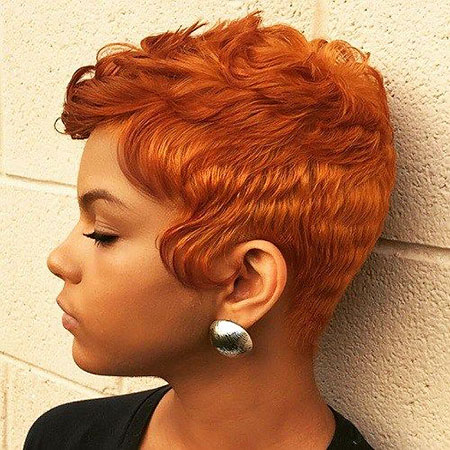Short Haircuts for Black Women - 27-