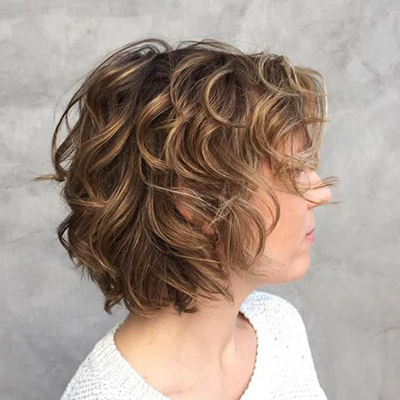 2016 Short Hairstyles with Bangs - 28