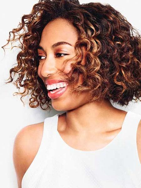 Short Curly Hairstyles Black Women - 28-