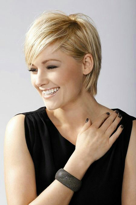 Hairstyles for Short Hair - 29-
