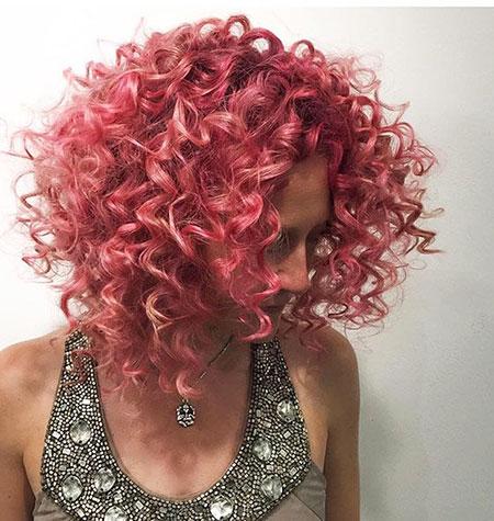 Short 2016 Curly Hair - 29-