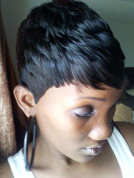 Short Hairstyles for Black Women - 30-
