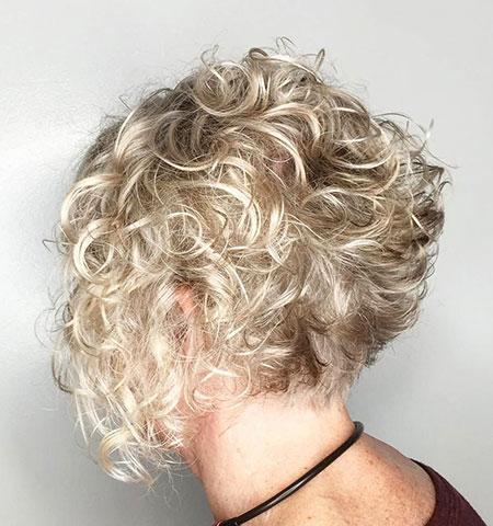 Short 2016 Curly Hair - 31-