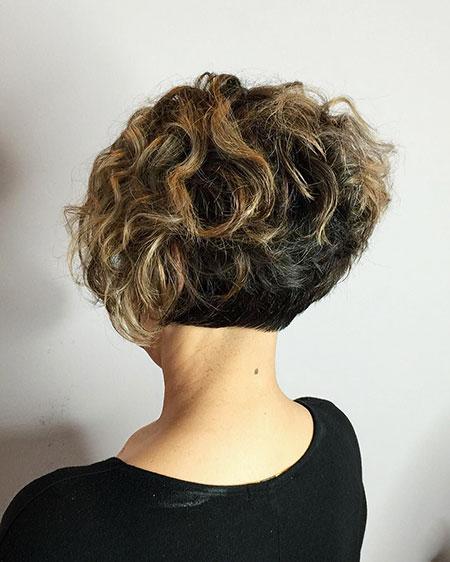 Short Curly Hair - 31-
